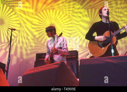 OCEAN COLOUR SCENE Members of the English rock group about 1997 - Stock Image