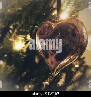 Christmas decoration - Stock Image