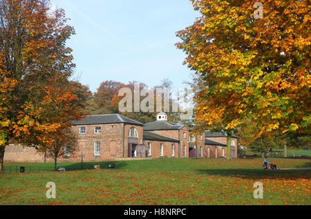 Heaton Park, Manchester - Stock Image