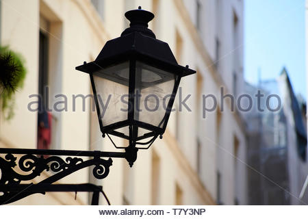 Old Town  Street in the City of Barcelona in Catalunya in Spain in Europe - Stock Image