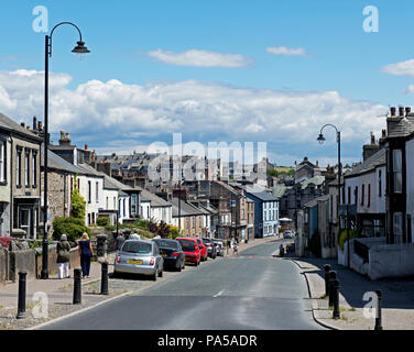 Dalton, Cumbria, England UK - Stock Image