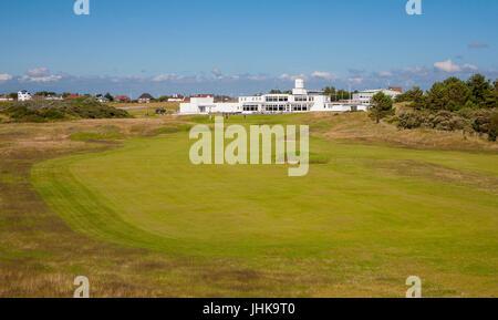 Royal Birkdale Links Golf Club -  Open Championship 2017 - Stock Image