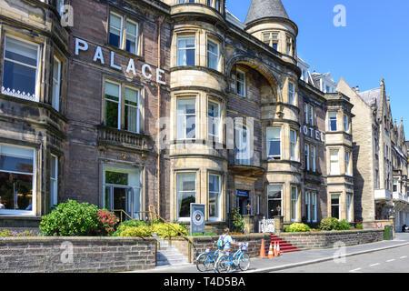 Best Western Palace Hotel & Spa, Ness Walk, Inverness, Highland, Scotland, United Kingdom - Stock Image