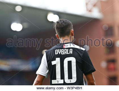 paulo dybala, sampdoria - juventus, genova 26.05.19 - Stock Image