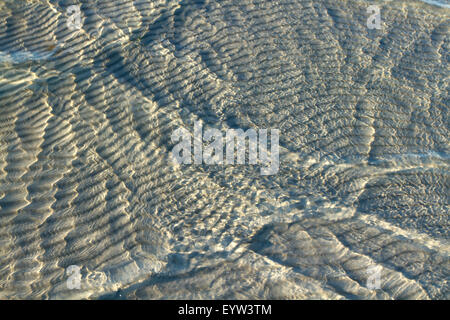 wave pattern - Stock Image