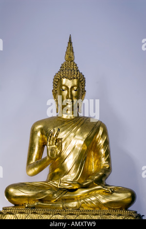 PICTURE CREDIT DOUG BLANE Amaravati Buddhist Monastery England Great Britain - Stock Image