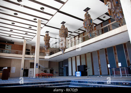 Artscape Building Interior in Cape Town - South Africa - Stock Image