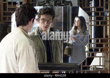 THE ONLY LIVING BOY IN NEW YORK, CALLUM TURNER , KATE BECKINSALE, 2017 - Stock Image