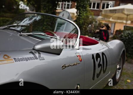 Porsche 550 Spyder - Stock Image