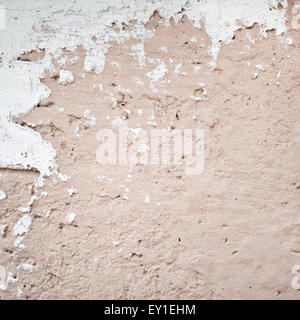 A weathered stone surface as a background - Stock Image
