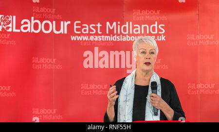 Cheryl Pidgeon, Prospective Labour Candidate for Rushcliffe, u.k. - Stock Image
