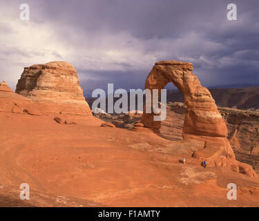 Arches National Park - Stock Image