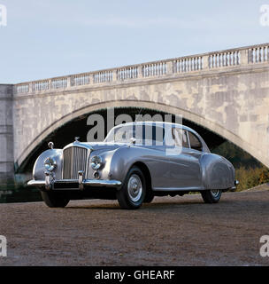 1954 Bentley R Type Continental 2 door sports coupe 5 0 litre 6 cylinder engine Country of origin United Kingdom - Stock Image