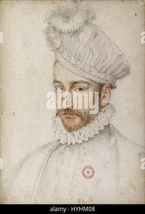 Charles IX of France3 - Stock Image