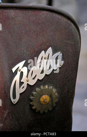 Zündapp Bella moped - Stock Image