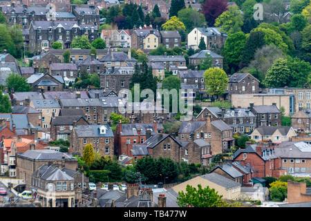 Matlock UK - Stock Image
