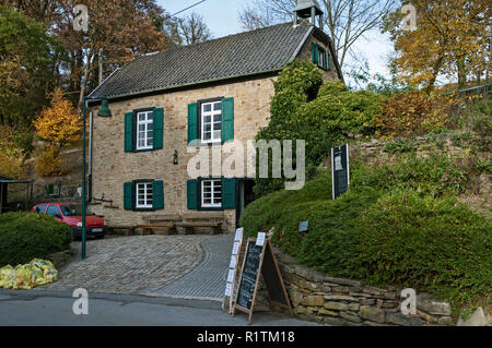 Former miner's 'Bethaus', Muttental, NRW, Germany.- - Stock Image