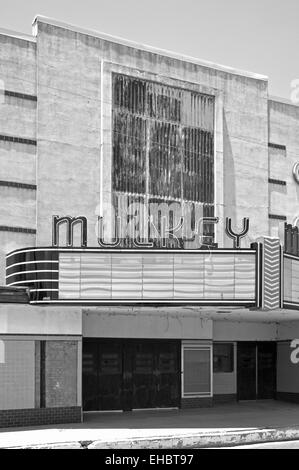The Mulkey Theatre - Stock Image