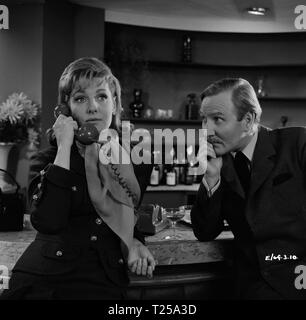 Some Will, Some Won't (1970)  Leslie Phillips,  Barbara Murray,      Date: 1970 - Stock Image