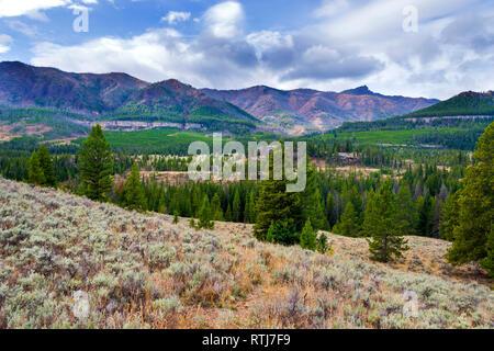 Wyoming, USA - Stock Image