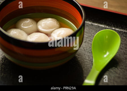 Food Tangyuan - Stock Image