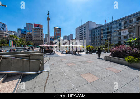 Main Square , union square San Francisco - Stock Image
