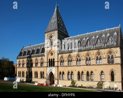 Museum of Natural History, Parks Road, Oxford, Oxfordshire, UK - Stock Image