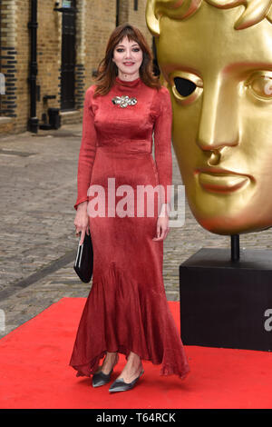 LONDON, UK. April 28, 2019: Dianne Morgan at the BAFTA Craft Awards 2019, The Brewery, London. Picture: Steve Vas/Featureflash - Stock Image