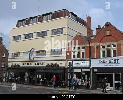 The Coal Orchard, Taunton, Wetherspoons pub, South West England, UK - Stock Image