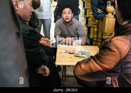 Gambling - Stock Image