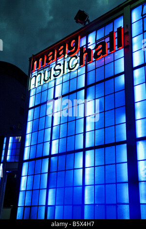 Maag Event hall Kreis 5 Switzerland Zurich - Stock Image
