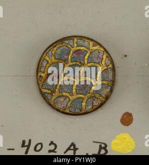Buttons, late 19th century - Stock Image