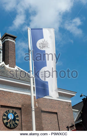 Maassluis The Netherlands National Sleepvaart Museum Maritime Tug Museum - Stock Image