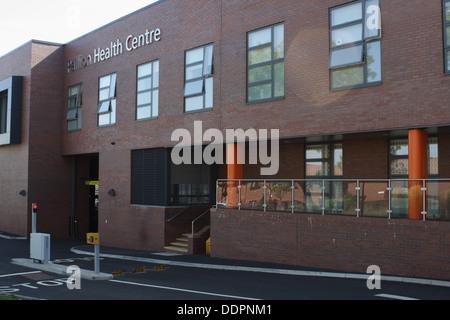 Pallion Health Centre, Hylton Road, Sunderland - Stock Image