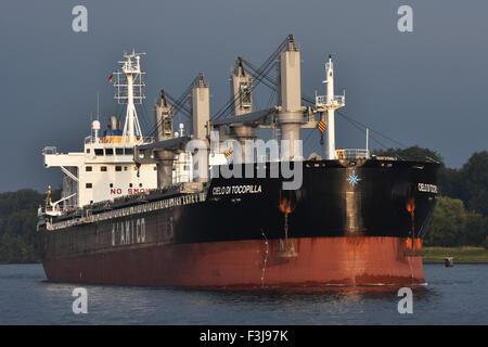 Handysize bulkcarrier Cielo di Tocopilla - Stock Image