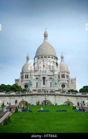 Sacre Coeur - Stock Image