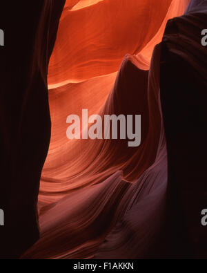 Antelope Canyon National Park - Stock Image