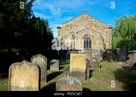The Church of St Peter and St Paul, Stokesley, Hambleton, North Yorkshire, England UK - Stock Image