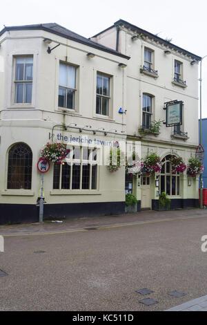 The Jericho Tavern, Walton Street, Oxford - Stock Image