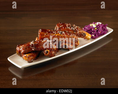 Spare Ribs - Stock Image