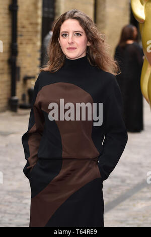 LONDON, UK. April 28, 2019: Louisa Harland at the BAFTA Craft Awards 2019, The Brewery, London. Picture: Steve Vas/Featureflash - Stock Image