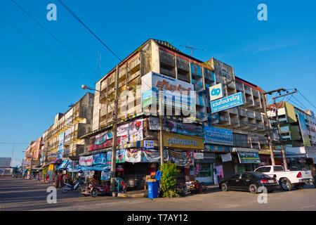 Phun Phin, Surat Thani, Thailand - Stock Image