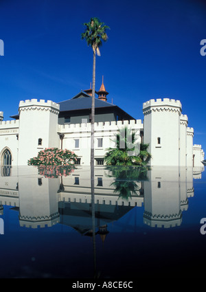 Australia New South Wales Sydney The Conservatorium of Music beside Royal Botanic Gardens - Stock Image
