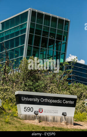 University Orthopaedic Center - University of Utah - Salt Lake City - Stock Image