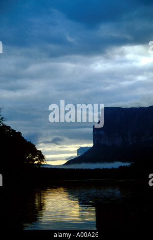 Devils Canyon Amazon Venezuela - Stock Image