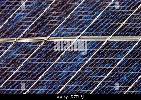 Solar cells - Stock Image