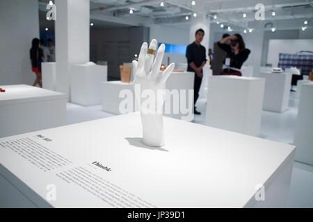 Design exhibition - Stock Image