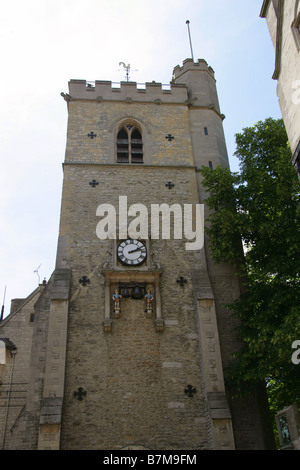 Carfax Tower, Oxford, Oxfordshire, UK - Stock Image