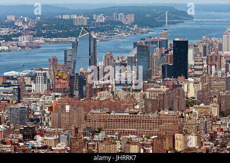 10 Hudson Yards - Stock Image