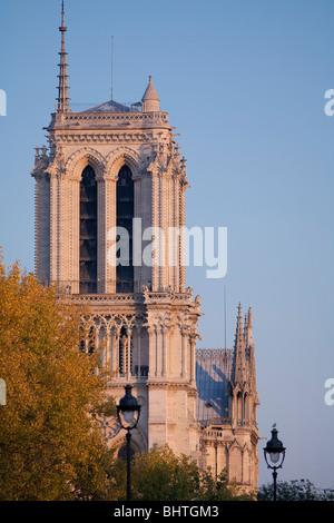 Notre Dame de Paris, Paris (75), France - Stock Image